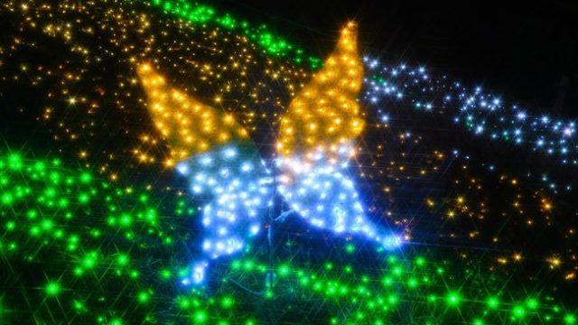 江ノ島イルミネーション点灯時間