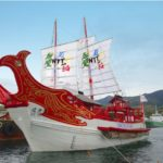 長崎・遣唐使船で聖火ランナーをつとめる有名人は誰?長崎聖火リレー