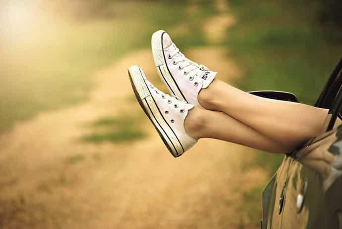 大坂なおみ足のサイズ27.5靴は