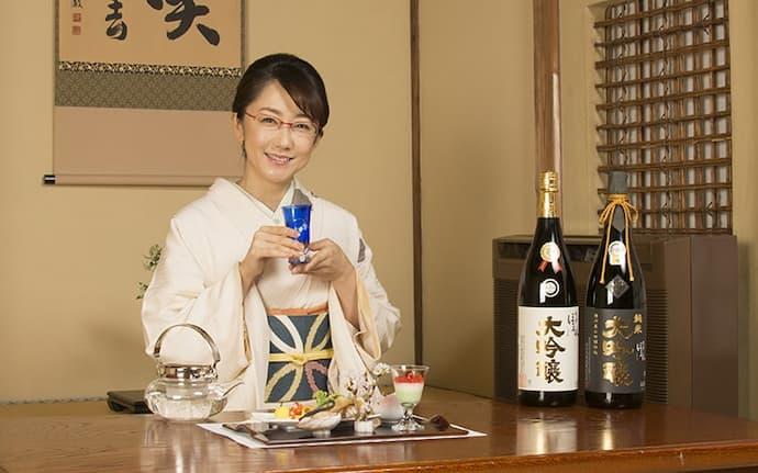 唐橋ユミの実家は「日本酒の酒蔵」